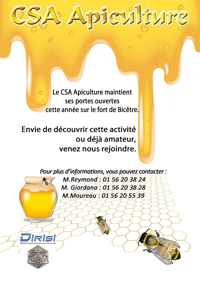 Apiculture for Salon apiculture